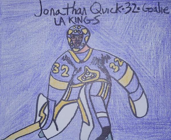 Jonathan Quick par armattock